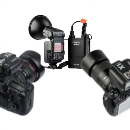 Godox AD360II-N - blitz TTLcu acumulator propriu, pentru Nikon 1