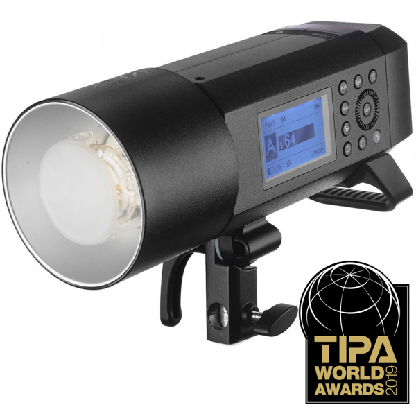 Godox AD400 Pro TTL Witstro - All-In-One Outdoor Flash 0