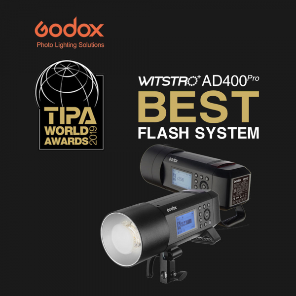 Godox AD400 Pro TTL Witstro - All-In-One Outdoor Flash 5
