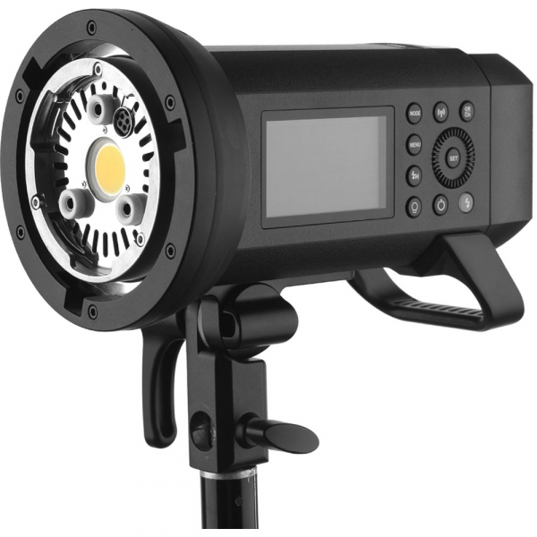 Godox AD400 Pro TTL Witstro - All-In-One Outdoor Flash 2