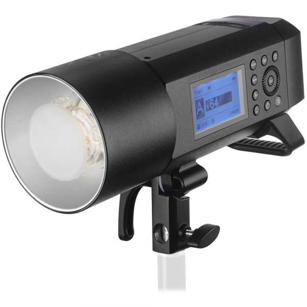 Godox AD400 Pro TTL Witstro - All-In-One Outdoor Flash + softbox Godox AD-S65 [2]