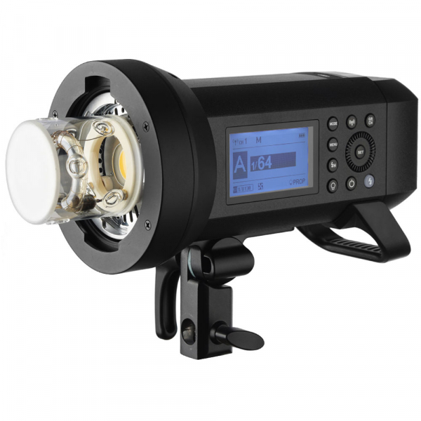 Godox AD400 Pro TTL Witstro - All-In-One Outdoor Flash + softbox Godox AD-S65 [4]