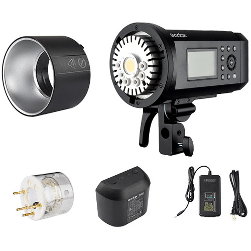 Godox AD600 Pro TTL - All-In-One Outdoor Flash 4