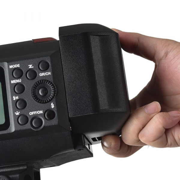 Godox AD600B WITSTRO TTL All-in-One Outdoor Flash [6]