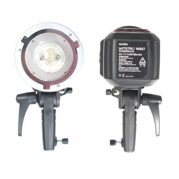 Godox AD600B WITSTRO TTL All-in-One Outdoor Flash [2]