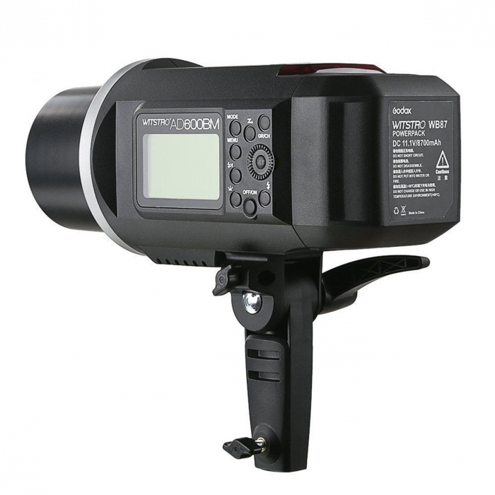 Godox AD600BM WITSTRO Manual All-in-One Outdoor Flash [4]