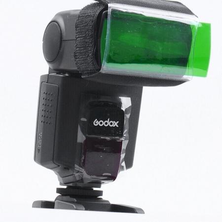Godox CF-07 filtre (gel) coliorate 39x80mm pentru blitz cu patina [2]