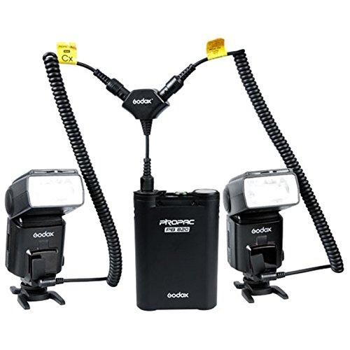 Godox DB-01, cablu conectare blitz-uri la Power Pack-ul PB-960 [1]