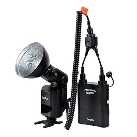 Godox DB-02 - cablu adaptor in Y pentru bateriile PB960, AD360, AD180 3