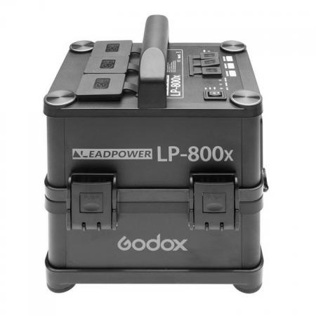 Godox Leadpower LP800X - invertor mobil cu acumulator [0]
