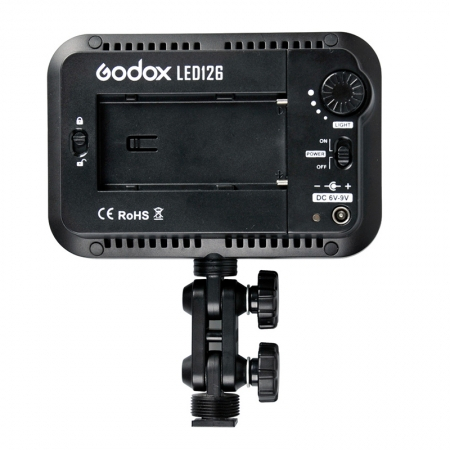 Godox LED126 - lampa video cu 126 LED-uri 2