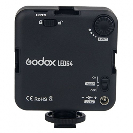 Godox LED64 - lampa video cu 64 LED-uri 2