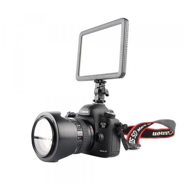 Godox LEDP120C - lampa video ultra slim [6]