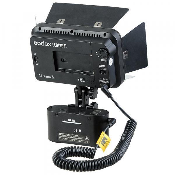 Godox LX cablu conectare Lampi Godox  LED126, LED170, LED500, LED1000 cu Power Pack-ul PB-960 2