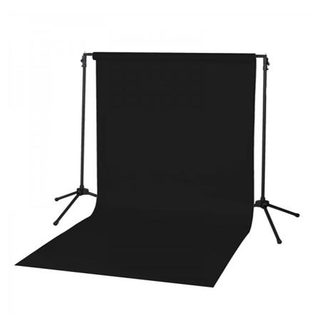 Godox MB69-B - fundal textil 1.85x2.75m, negru [0]
