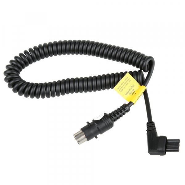 Godox NX cablu conectare blitz  Nikon SB5000,900,800 cu Power Pack-ul PB-960 0