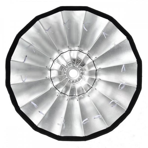 Godox P120L softbox parabolic 120cm + montura Bowens [3]
