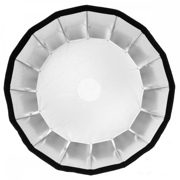 Godox P90L softbox parabolic 90cm + montura Bowens 3