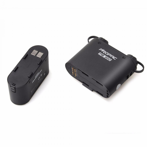 Godox PB960 4500mAh Battery Pack Dual pentru blitz-urile Hot Shoe - Nikon, Canon, Sony, Metz, Godox. [3]