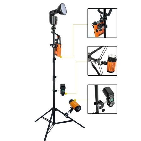 Godox Q-type , menghina multifunctionala 3