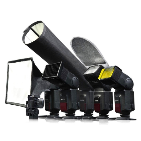 Godox SA-K6 6in1 Speedlite Accessories Kit 7