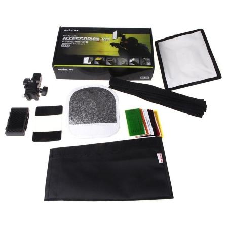 Godox SA-K6 6in1 Speedlite Accessories Kit 0