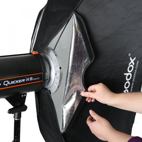 Godox SB-FW 35x160cm , softbox + grid + montura Bowens [3]