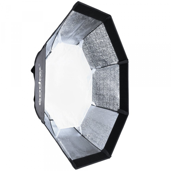 Godox  SB-FW 95cm  - softbox octogonal +  montura Bowens 2