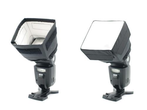 Godox SB1010 softbox pentru blitz-uri pe patina 10x10cm 0