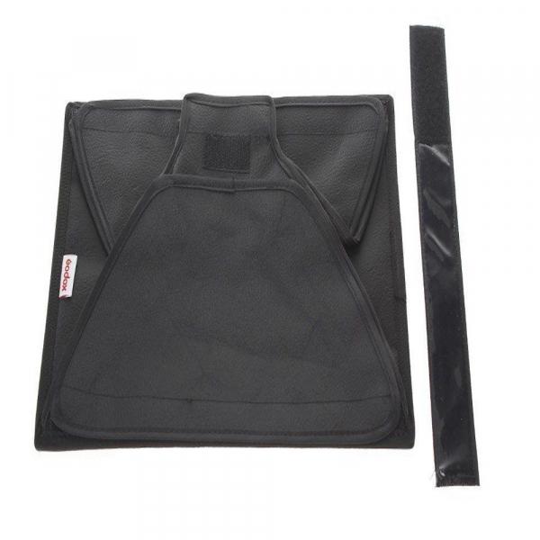 Godox SB2030 softbox pentru blitz-uri pe patina universal  20x30cm 4