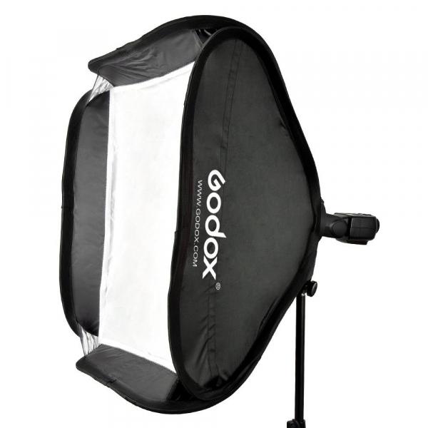 Godox SFUV6060 Softbox 60x60 cm cu Bracket S-type , softbox universal  2