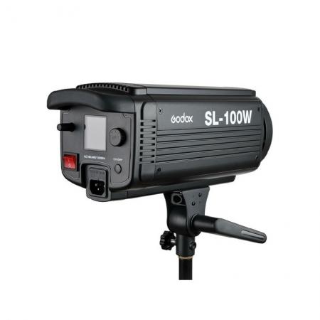 Godox SL-100W LED Video Light - montura Bowens , 5600K 4