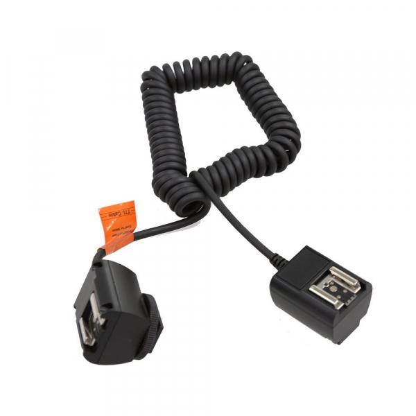 Godox TL-N 3m ,  cablu TTL pentru Nikon 0
