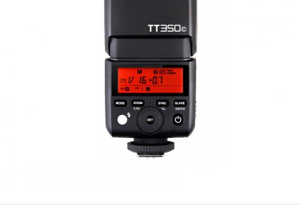 Godox TT350C- Blitz Mirrorless - Canon 2