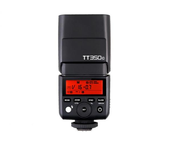 Godox TT350C- Blitz Mirrorless - Canon 0