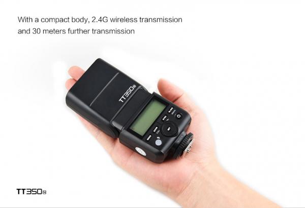 Godox TT350N- Blitz Mirrorless - Nikon 1