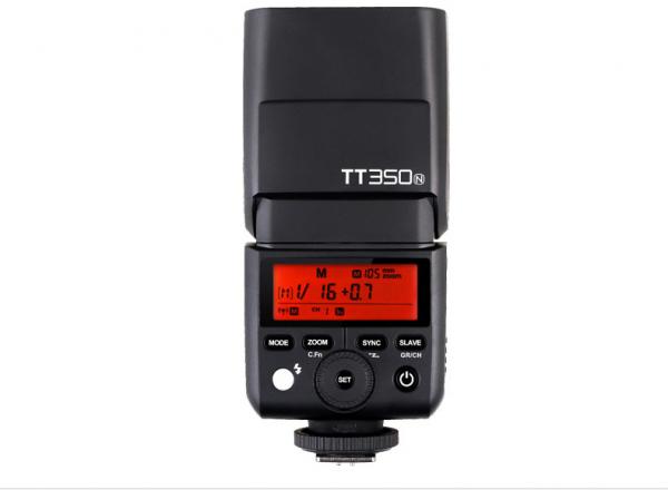 Godox TT350N- Blitz Mirrorless - Nikon 0