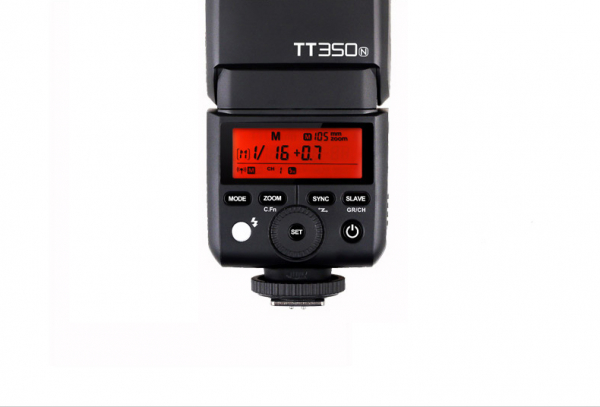 Godox TT350N- Blitz Mirrorless - Nikon 2