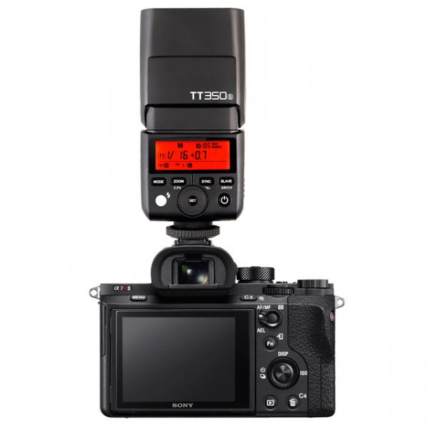 Godox TT350S- Blitz Mirrorless - Sony 3