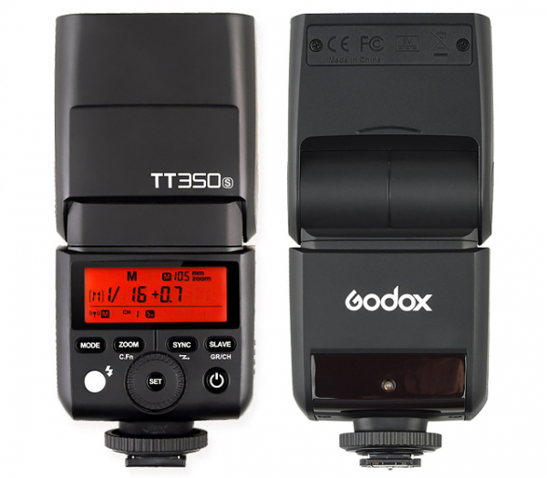 Godox TT350S- Blitz Mirrorless - Sony 0