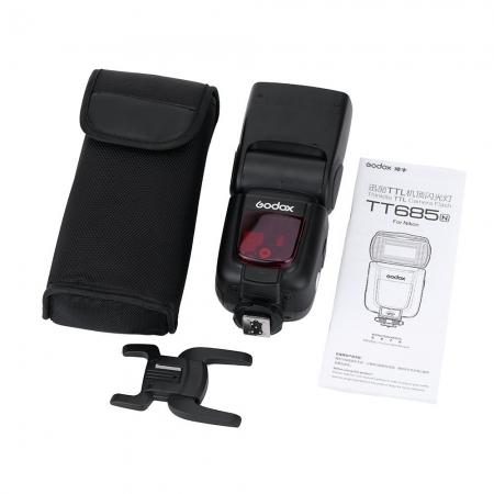 Godox TT685C Thinklite - blitz TTL, HSS, radio, pentru Canon [6]