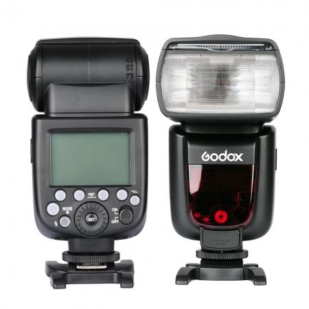 Godox TT685C Thinklite - blitz TTL, HSS, radio, pentru Canon [4]