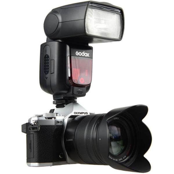 Godox TT685O Thinklite - blitz TTL, HSS, radio, pentru Olympus / Panasonic 3