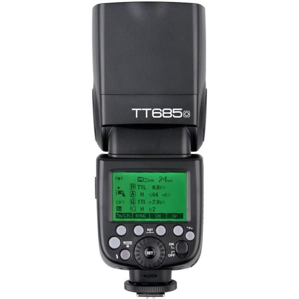 Godox TT685O Thinklite - blitz TTL, HSS, radio, pentru Olympus / Panasonic 2