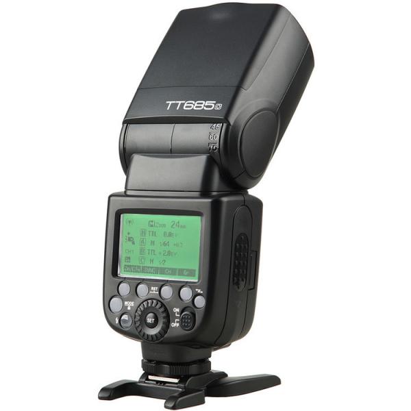 Godox TT685O Thinklite - blitz TTL, HSS, radio, pentru Olympus / Panasonic 5