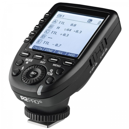 Godox TTL XPRO-C - Transmitator wireless pentru Canon 1