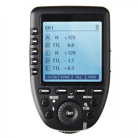 Godox TTL XPRO-C - Transmitator wireless pentru Canon 0