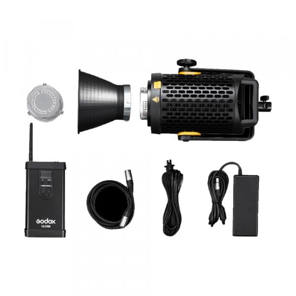 Godox UL150W Silent LED Video Light - montura Bowens , 5600K [8]