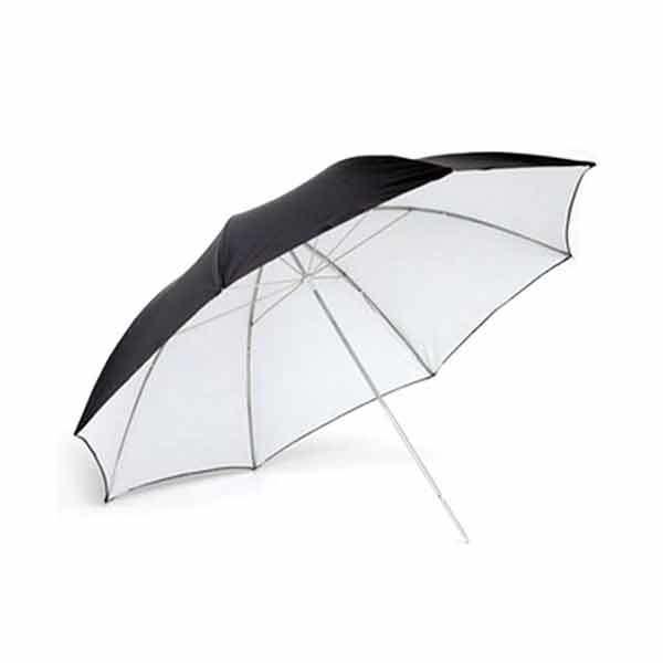 Godox umbrela 101cm (alb interior - negru exterior) 0