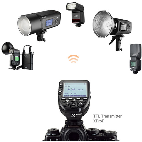 Godox V350N - Blitz Mirrorless - Nikon 3
